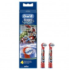 Recargas Oral-b Vitality Stages Avengers