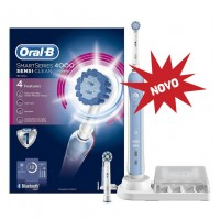 Escova Oral-B Smart Series 4000 Sensi Clean