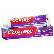 Dentífrico Colgate® Maximum Protection Cáries Branqueador