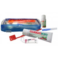 Kit Orthokin Strawberry/Mint (Toothpaste)