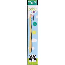 Escova de bambu vegan criança extra-suave - Babu