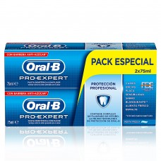Oral-B Pro-Expert Professional Protection original toothpaste 2 * 75 ml + 25ml - special pack