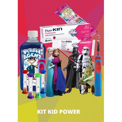 Kid Power Oral Kit