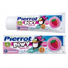 Toothpaste Pierrot Strawberry