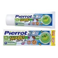 Toothpaste Pierrot Apple WITHOUT FLUOR