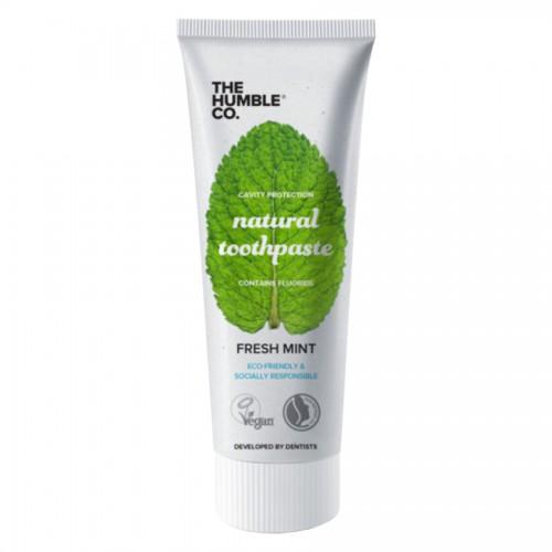 Dentífrico natural de menta fresca Humble Brush