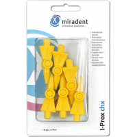 Miradent i-Prox CHX Yellow brushes (1.9mm)