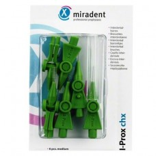 Miradent i-Prox CHX Green brushes (3.5mm)