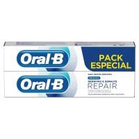 Oral-B Gums & Enamel Repair Original Toothpaste 2 * 75 ml + 25ml - Special Pack