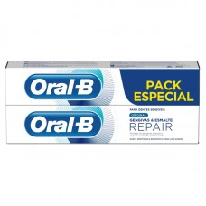 Oral-B Gums & Enamel Repair Original Toothpaste 2 * 75 ml + 25ml - Special Pack