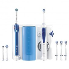 Oral-B Oxyjet Waterflosser + Pro 2000 Electric Toothbrush
