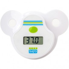 Pacifier Thermometer
