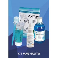 Bad Breath Oral Kit