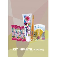Infant Oral Kit (< 6 years)