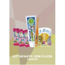 Infant Kit (< 6 years) - Without Fluor