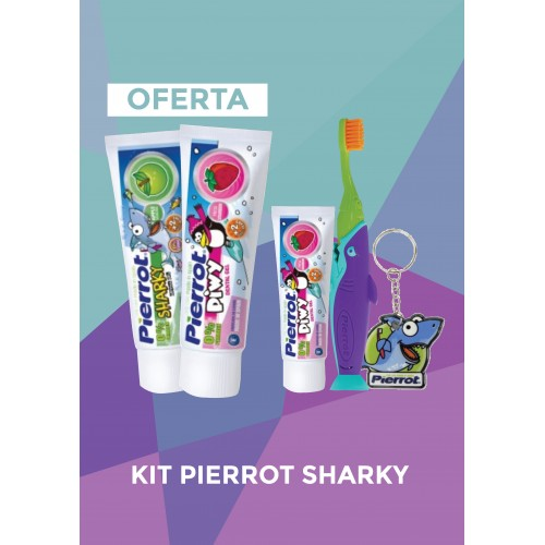 Pierrot Sharky Oral Kit