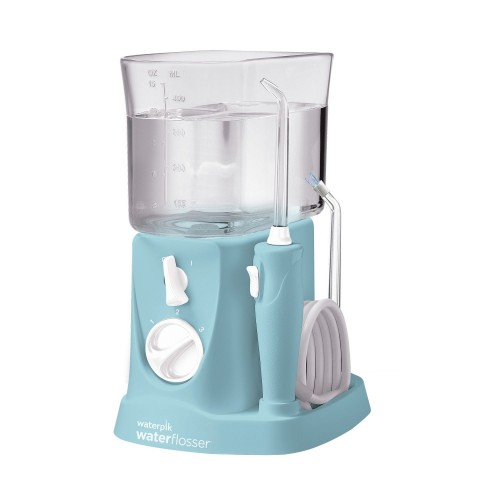 Blue Waterpik WP-300 Traveler