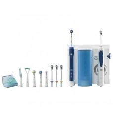 Escova de dentes elétrica Oral-B PC1000 + irrigador Oxyjet