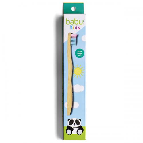 Extra soft bamboo vegan bamboo brush - Babu