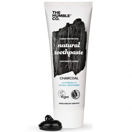 Humble Brush Natural Charcoal Toothpaste