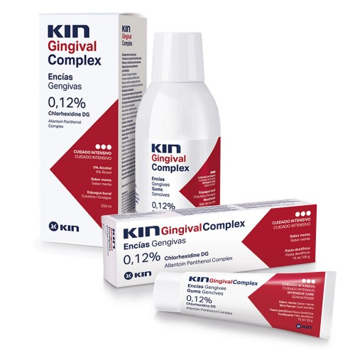 Kin Gingival Complex Pack