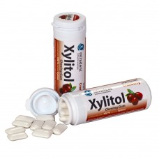 Xylitol Chewing-Gum - Cranberry