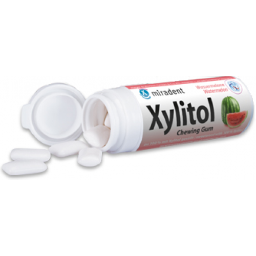 XYLITOL CHEWING GUM - WATERMELON