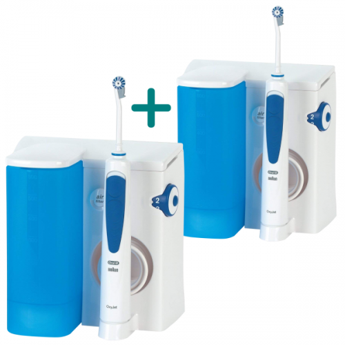 Pack 2 Waterflossers Oral-B - Oxyjet