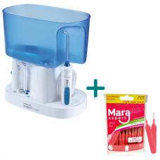 Pack Waterflosser Waterpik Wp-70 Classic + Mara Expert Pic-Brushes