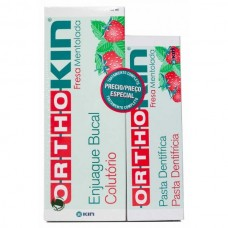 Pack Orthokin Strawberry/Mint