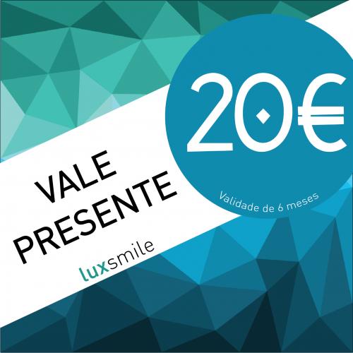 Vale Presente 20€