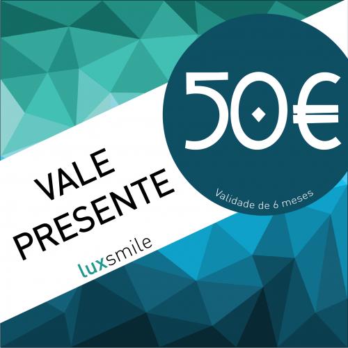Vale Presente 50€