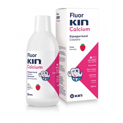 Fluorkin Calcium Mouthwash